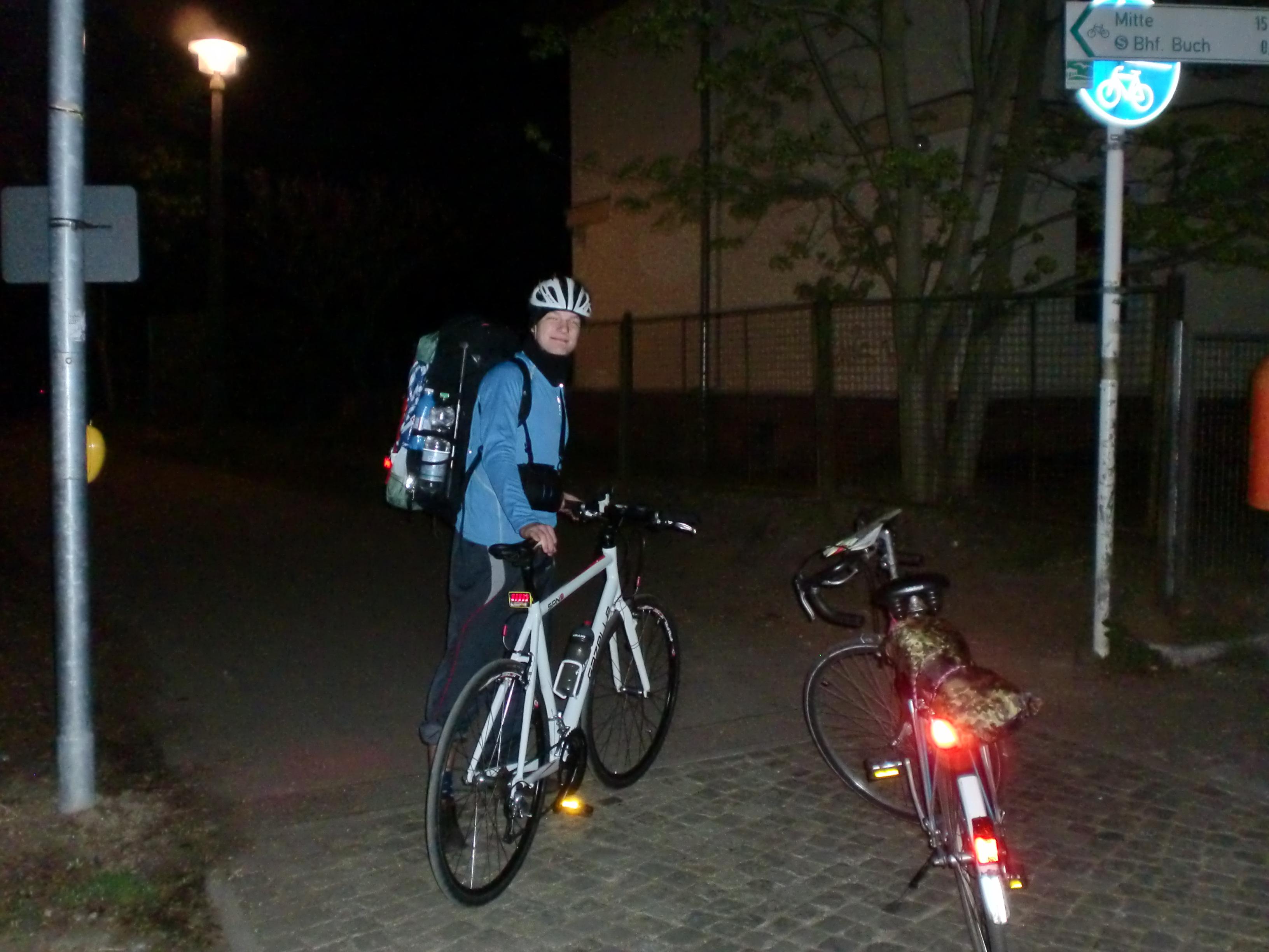 Berlin-Usedom mit dem Rad 2010